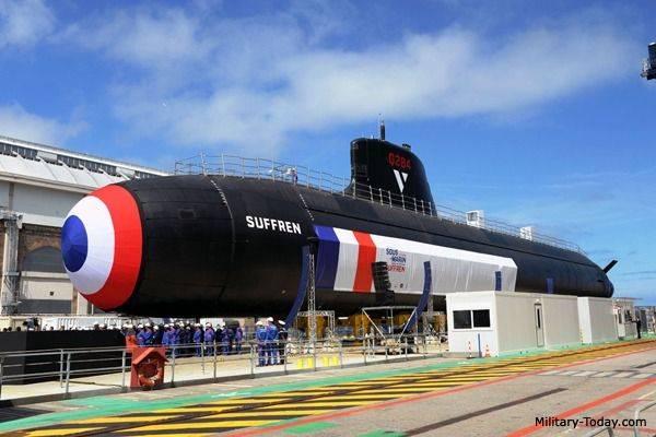 Pengembangan Teknologi Kapal Selam Nuklir Suffren Perancis - Indonesia  Defense Magz